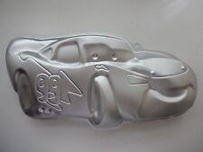 Large Giant Steve McQeen Lightning Sports Car Shape Cake Pan Fondant Baking