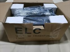ELC Voltage Converter Transformer T-3000+ 3000-Watt - Step Up/Down - 110V/220V