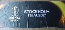 Fahne Banner UEFA EL Finale 2017 Ajax Amsterdam Manchester United # 5,60 m (19)
