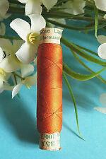"""974BBTBIS / Superb Coil Wire Silk Gutermann Laska """" Orange """" N° 351"""