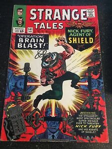 Strange Tales#141 Awesome Condition 6.0(1966) 1st Mentallo App!!