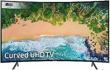 SAMSUNG 49 Inch 49NU7300 Smart 4K UHD Curved TV with HDR