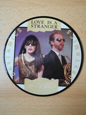 """Eurythmics – Love Is A Stranger picture disc 7"""" single"""