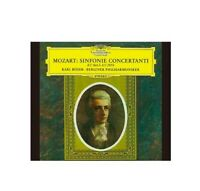Karl Bohm Mozart Sinfonie Concertanti 3 SACD Hybrid TOWER RECORDS limited