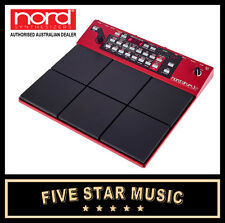 NORD DRUM 3P MODELLING PERCUSSION SYNTHESIZER w PADS DRUMS SYNTH EFFECTS NEW
