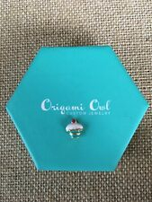 Authentic Origami Owl Trolls Cupcake Charm Retired Limited Edition Free Shipping