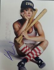 The Big Bang Theory Kaley Cuoco Hand Signed 11x14 Photo Autograph World W/COA