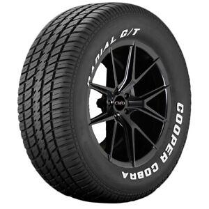 P215/70R14 Cooper Cobra Radial G/T 96T RWL Tire