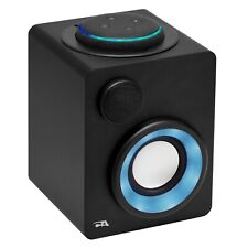 Cyber Acoustics Portable Alexa Docking Speaker for Amazon Echo Dot 3rd Gen.