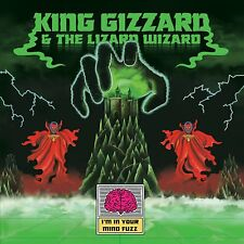 King Gizzard & The Lizard I'm In Your Mind Fuzz Vinyl LP Record & MP3 psych NEW!