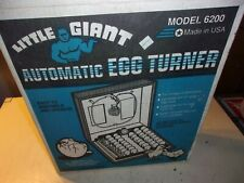 Little Giant Automatic Incubator Egg Turner 6200