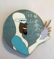 Frozone Disney Incredibles Glitter Ice Fantasy Pin LE