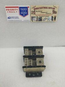 USD 3725851 3732530 POWER DISTRIBUTION BLOCK 600 V 350-6 (BOX#F)