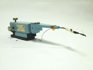 WENTWORTH LABS PRO 196MR MANUAL MICROPOSITIONER PROBE, MAGNETIC BASE, TESTED