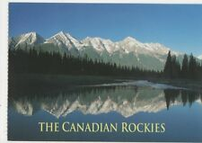 The Canadian Rockies 1998 Postcard 473a