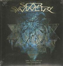 SCAR SYMMETRY - The singularity     LP     !!! NEU !!!      SILVER VINYL