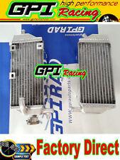 NEW aluminum radiator Yamaha WR250F/YZ250FX WR 250 F 2015-2016 RIGHT+LEFT
