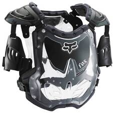 Fox Racing NEW Mx Ladies R3 Chest Protector Clear Motocross Womens Body Armour