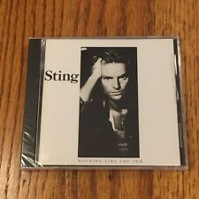 Nothing Like the Sun by Sting (CD, Jan-1987, A&M (USA)) Imperfect Case See Pics