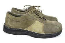 Merrell World Sport Hedgestone Mens Suede Leather Oxford Shoes Sz 9.5