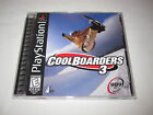 Cool Boarders 3 (PlayStation PS1) Black Label Complete Excellent!