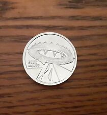 2012 London Summer Olympic & Paralympics Games 50p Set Completer Coin Token