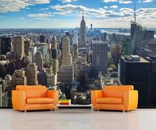 EMPIRE STATE BUILDING NYC SKYLINE Photo Wallpaper Wall Mural MANHATTAN 335x236cm