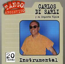 Carlos Di Sarli - Instrumental [New CD]