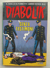 DIABOLIK N° 3 anno XXVIII Astorina 1989