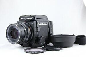 【 NEAR MINT 】 Mamiya RB67 Pro S + SEKOR C 90mm f/3.8 + 120 Film Back from JAPAN