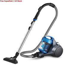 Eureka Nen110A Whirlwind Bagless Canister Vacuum Cleaner, Lightweight Corded.