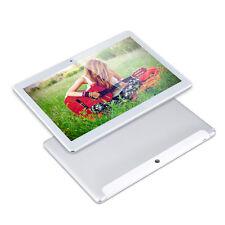 10.1'' 3G Tactile IPS Tablette PC Android 4.4 Quad Core Téléphone Dual SIM 16GB