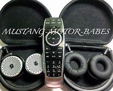 2014-2015 Mercedes-Benz S E ML GL GLK Class Wireless Headphone-Remote Control
