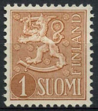 Mint Never Hinged/MNH Postage Finnish Stamps