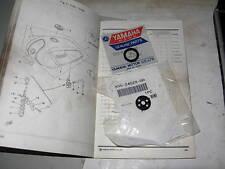 Yamaha GT 80/YZ 80 -'79; DT 80 MX'81 robinet d'essence en caoutchouc + Joint