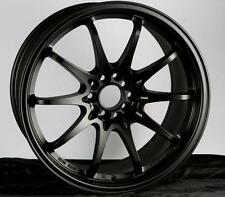 18X9.5 VARRSTOEN ES331 WHEELS 5X100MM RIMS FITS TOYOTA MATRIX 2003-2008