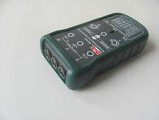 MASTECH MS5900 Motor 3-phase Rotation Indicator Meter w/ Case Bag USA Seller