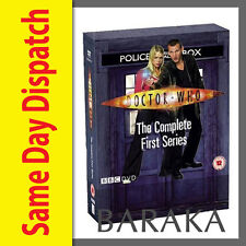 DOCTOR Dr WHO Complete First Series Season 1 R4 DVD Box Set  5 discs BBC