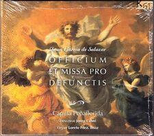 Juan Garcia de SALAZAR Officium et Missa Pro Defunctis CAPILLA PENAFLORIDA CD