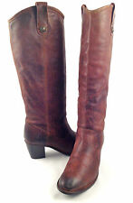 Frye 'Jackie' Button Boot- Brown Size 11 M $378