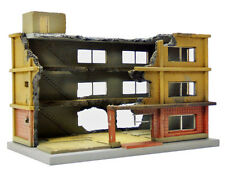 Tomytec (Building 152) Apartment Complex Under Demolition B 1/150 N scale