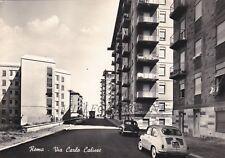 ROMA: Via Carlo Calisse  (cinecitta')  1970