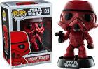 Star Wars - Red Stormtrooper US Exclusive Pop! Vinyl