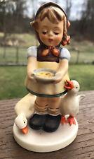 New ListingGoebel Hummel Figurine Be Patient #197 2/0 Tmk5 Excellent Condition