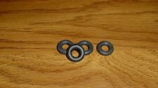 TRIANG MINIC  BUS   4  19MM BLACK RUBBER TIRES FIT 10MM DIE CAST HUB