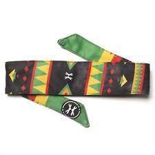 Hk Army Headband Rasta Tribe Paintball Padded Head Band Tie Protection New