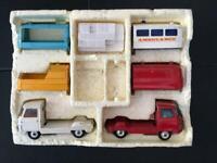 Corgi gift set 24 all vehicles and original box
