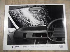 Photo photographie photo photo Graph Leyland New ROVER 3500 265514 sr917