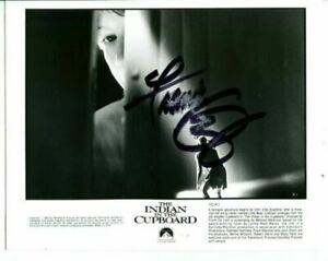 STAR WARS YODA Indian In the cupboard FRANK OZ Signed AUTOGRAPH AUTO 8x10 !!!