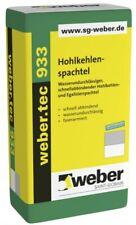 Weber.tec 933 Hohlkehlenspachtel HKS Kellerabdichtung Egalisierspachtel 25kg
